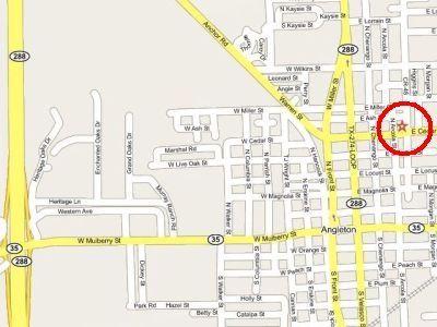 1009 Valderas, Angleton, TX - Home for Rent